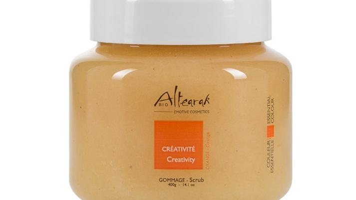 Gommage - Orange - Créativité