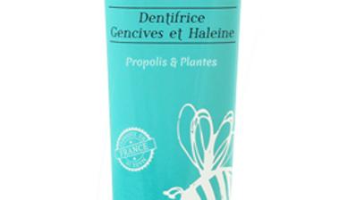 Dentifrice Propolis-Menthe-SANS FLUOR