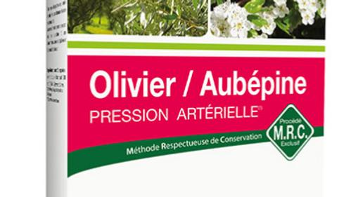 Aubépine / Olivier AB 20 ampoules- COSMEDIET _
