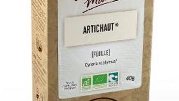 Tisane Artichaut (feuille) - Le Comptoir d'Herboristerie -40 g.