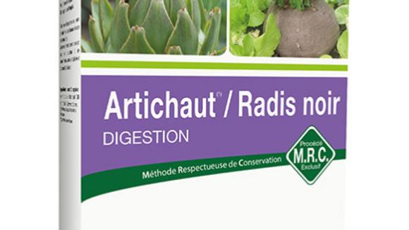 Radis Noir / Artichaut AB- 20  ampoules- 10 ml. COSMEDIET