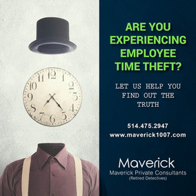 Are you experiencing employee theft?