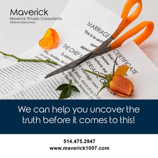 We can help you uncover the truth!