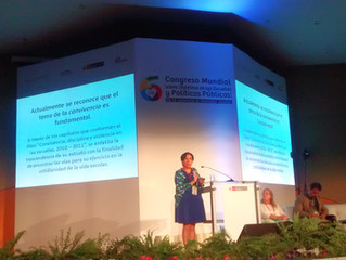 VI Congreso Mundial sobre Violencia en las Escuelas y Políticas Públicas