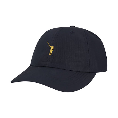 No Laying Up Hat  | Navy w/ Gold Logo