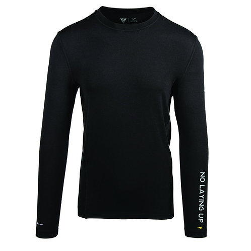 NLU Technical Long Sleeve   Black