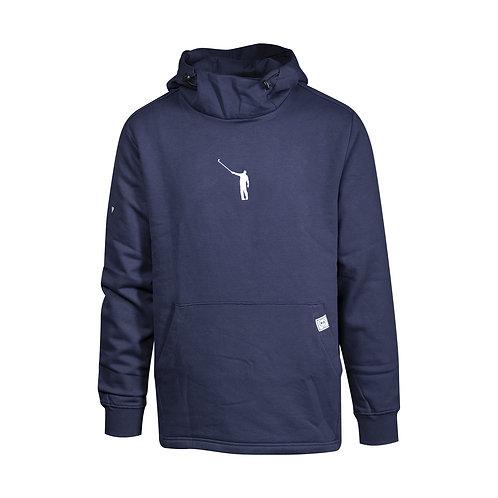 NLU Technical Hoodie | Blue