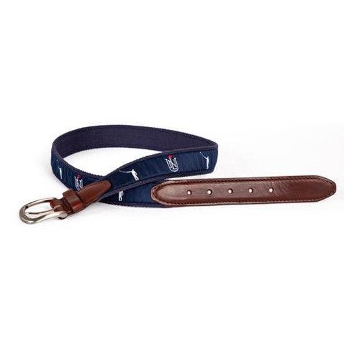 NLU Ribbon Belt