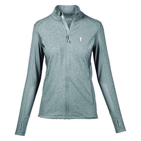 NLU Ladies Technical Full-Zip   Grey
