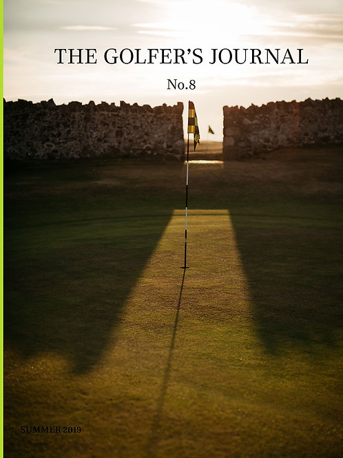 The Golfers Journal - Issue 8