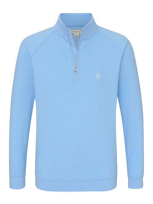 NLU + H&B Pullover | Light Blue