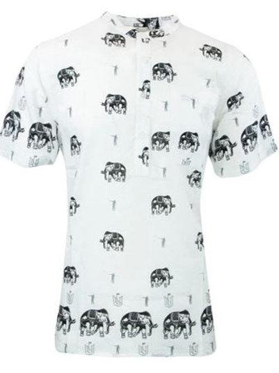 NLU Elephant Shirt