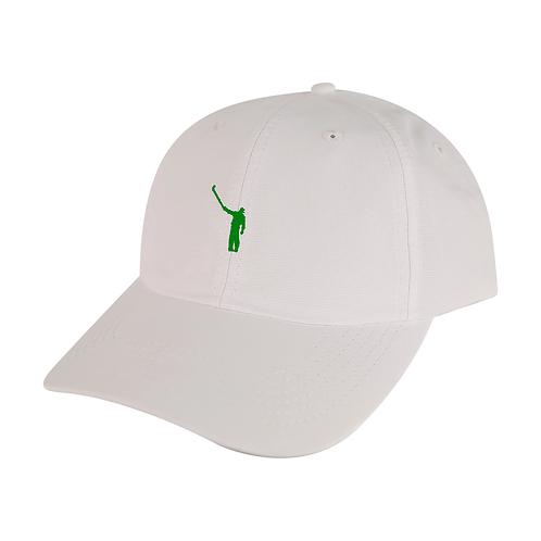 NLU Cap - White & Green