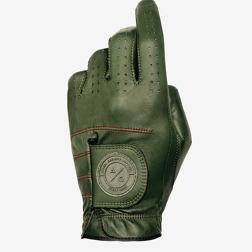 Asher Golf Glove - Moss