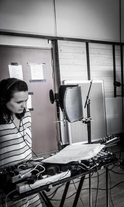 BELLE recording