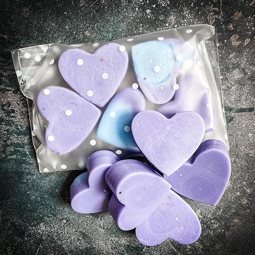 Fantasy Heart Wax Melts
