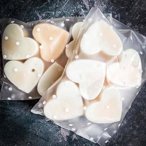 Classique Heart Wax Melts