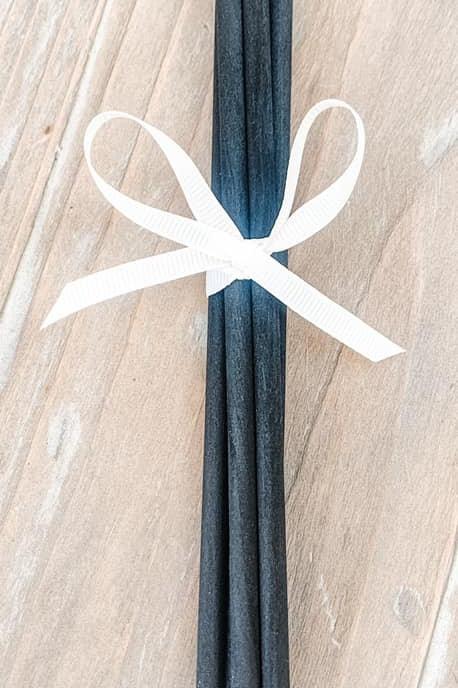 Replacement 'Lux' Black Fibre Reeds