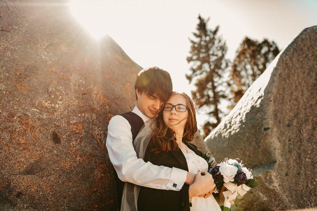 Megan + Andrew