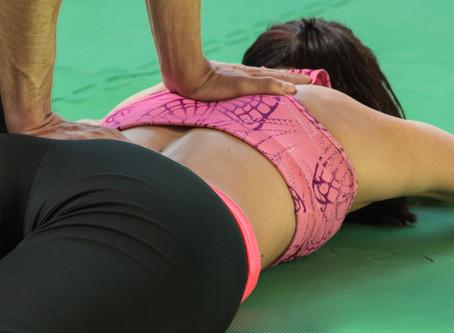 Чем полезен спортивный массаж.
