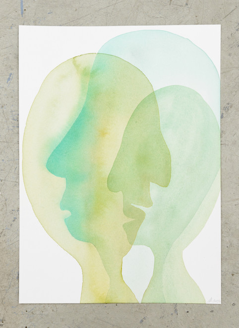 Janine Mannheim Watercolor Painting_2015
