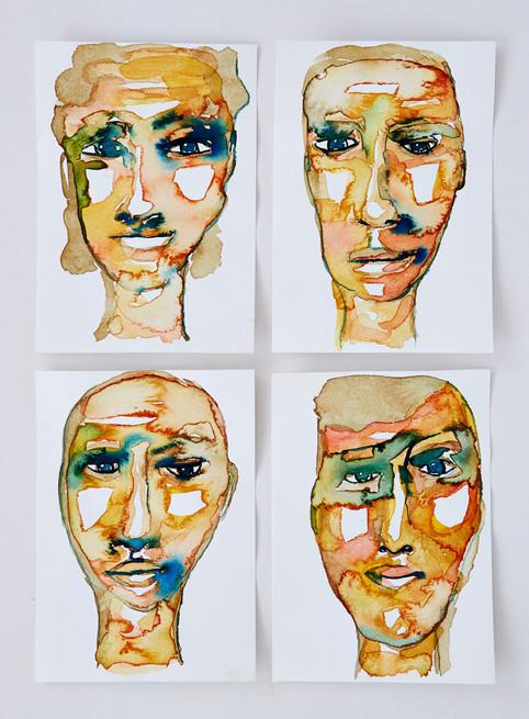 Janine Mannheim_Watercolor Faces 2015.jpg