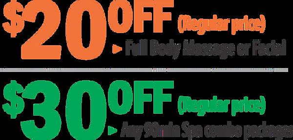 Specials, La Vie, Spa, Massage, deal, facial, day spa, san diego, la jolla