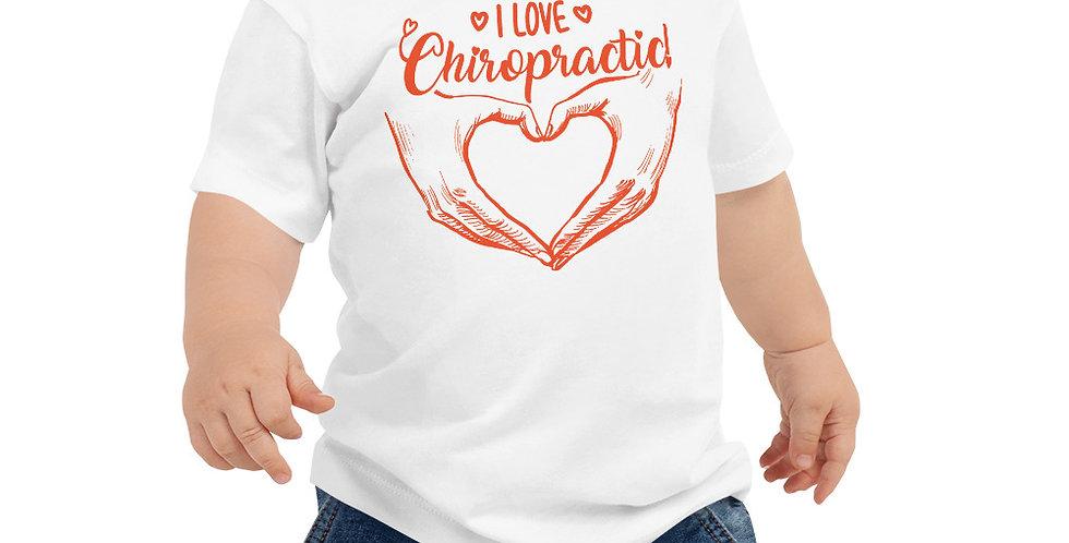 Love Chiropractic Baby Jersey Short Sleeve Tee