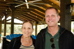 Welcome to Palm City Farms Produce & Market owerns Mary & Robert Dawson