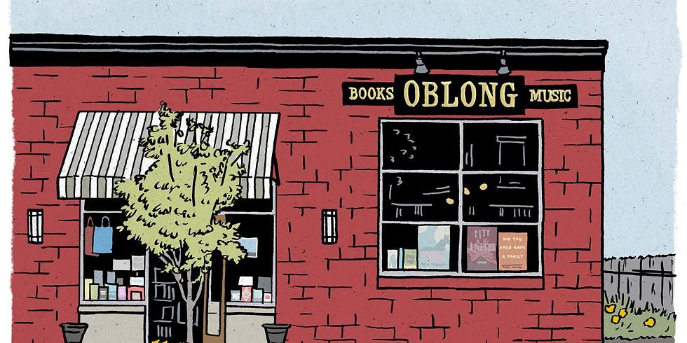 Oblong Books & Hudson LGBTQ Center