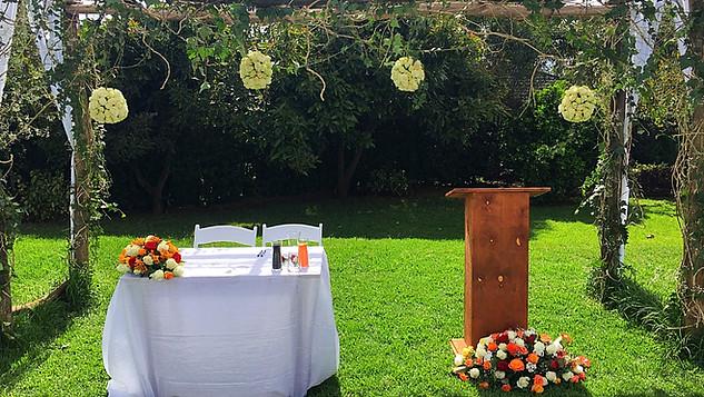 Enkishon-Gardens-Wedding-Venue-Orange-Decor-1