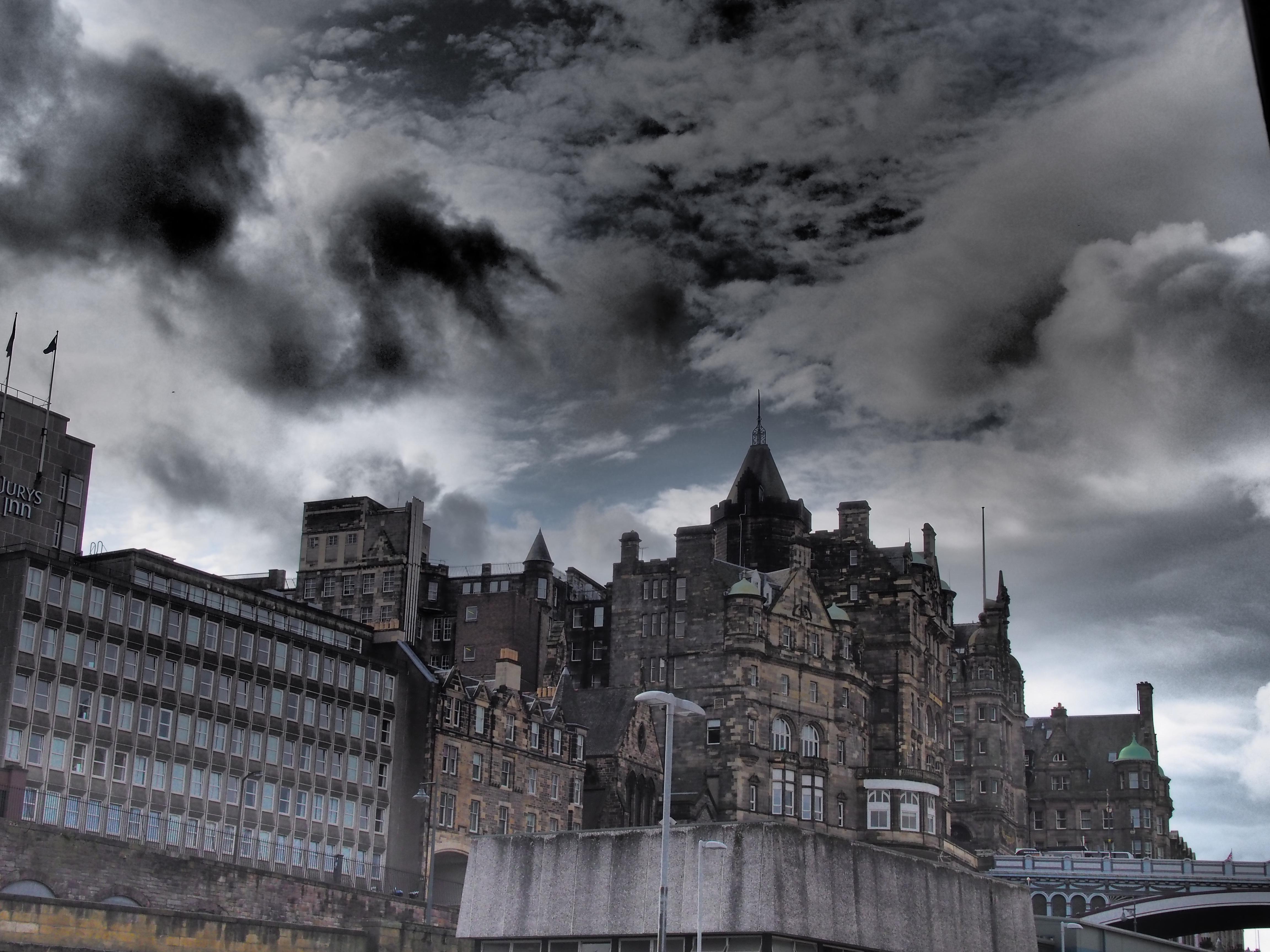 Z Lyssetkami do Szkocji 2014