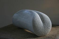 Regina Schnersch, Ohne Titel, 2007, Marmor, 41 x 18 x 19 cm