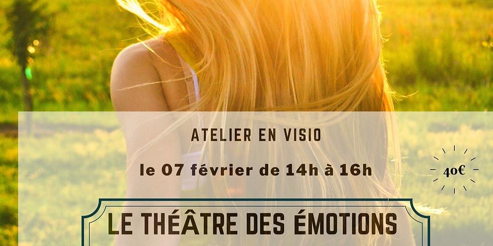 Le Théâtre des Emotions 40€