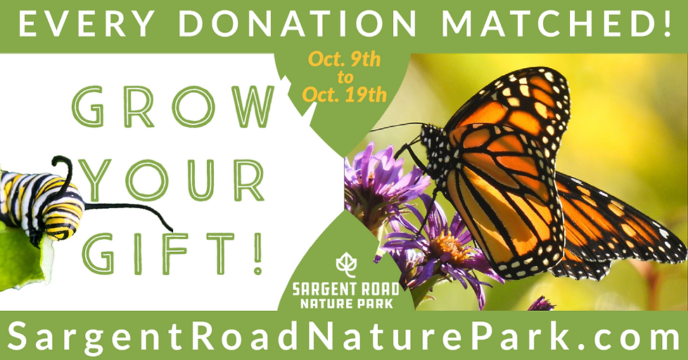 Grow Your Gift-October Matching Campaign