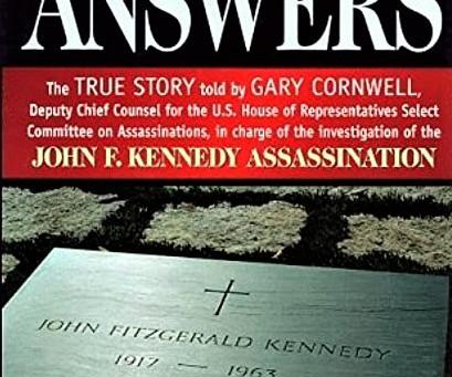 Gary Cornwell on Jim Garrison and Oliver Stone