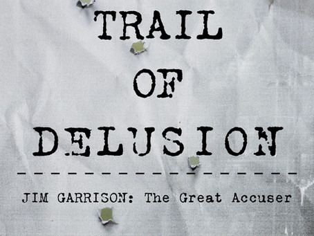 New Review of On The Trail of Delusion