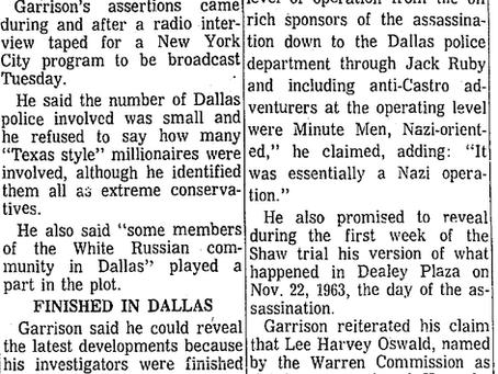 Were the Dallas Police Involved in the JFK Assassination?