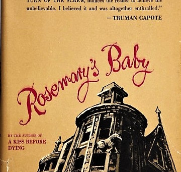 A Freudian Slip - D.A.'s Staff Orders Rosemary's Baby!
