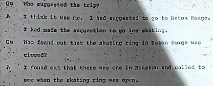 "David Ferrie's ""Strange"" Ice-Skating Trip, Part One!"
