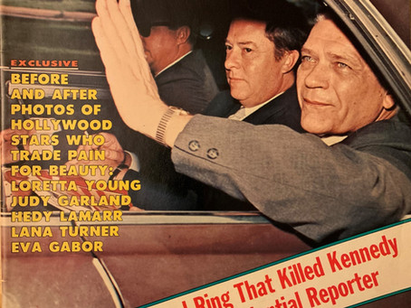 Homosexual Ring That Killed Kennedy Revealed by Confidential Reporter