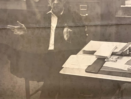 Did David Ferrie Introduce Jack Martin to Lee Harvey Oswald in Banister's office?