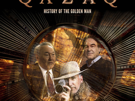 Two Views on Oliver Stone's Love Affair with Nazarbayev...