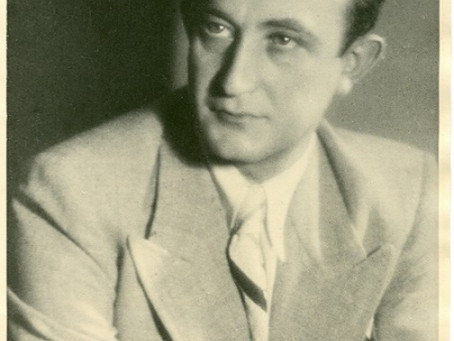 The Founder of Permindex, George Mantello, Saved Thousands of Jews during the Holocaust...