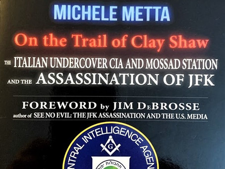 Did The Umbrella Man Have Links to Clay Shaw?