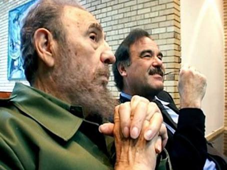 Oliver Stone Sides with Cuba's 'Repressive Dictatorship'