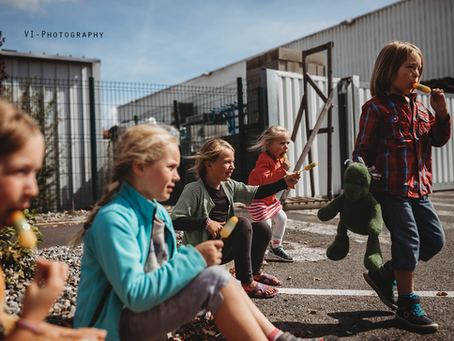 Day in the life - Thuisonderwijs, onvoorwaardelijk ouderschap en vaccinvrij in Zuid-Frankrijk