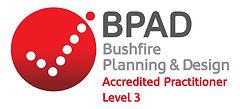 BPAD Logo_Accredited Practitioner_LEVEL