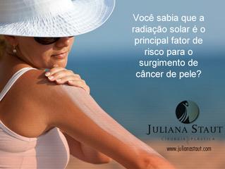 Radiação solar e câncer de pele