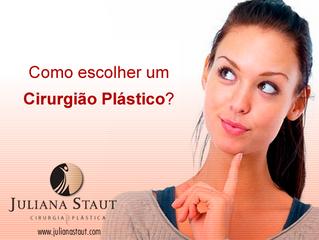 Como escolher um cirurgião plástico?